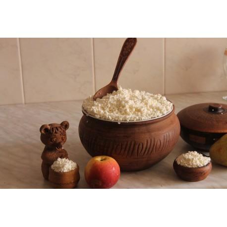 Сыр кисломолочный (творог) 9% ящик 5 кг