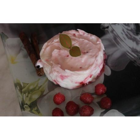 Десерт сметанный с фруктовым наполнителем 1 кг