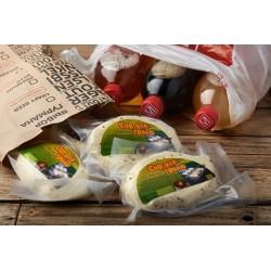 Халуми. Сыр для гриля и жарки с мятой (Классический)