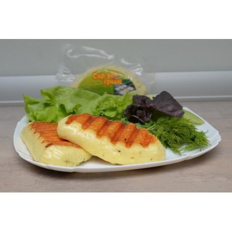 Халуми. Сыр для гриля и жарки